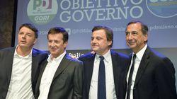 Renzi e Calenda in tandem lanciano la candidatura di Gori. E attaccano
