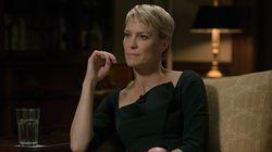 La produzione di House of Cards riprende senza Kevin Spacey: Claire si prende la Casa