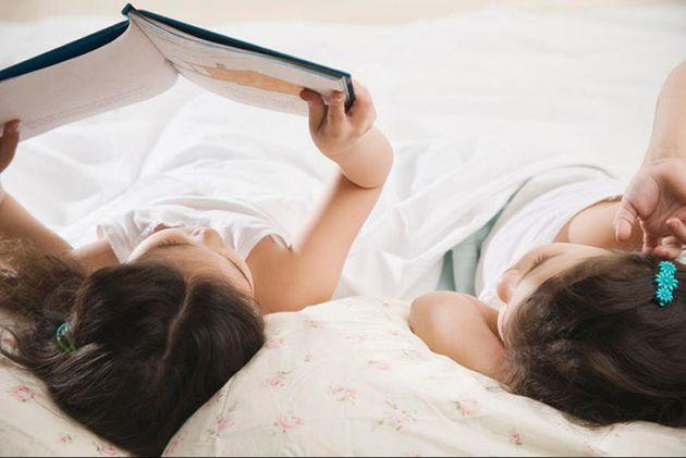 8 consigli per convincere i vostri figli ad andare a letto presto. Yoga? Perché