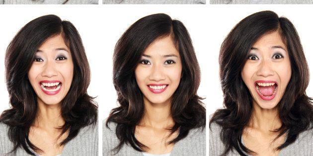 3 esercizi di Yoga-Face (semplici ed economici) che fanno sembrare il viso più giovane di 3