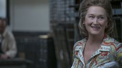 Meryl Streep presenta The Post:
