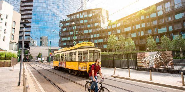 Milano, una metamorfosi da smart