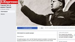 Fascisti su Facebook, ecco i gruppi