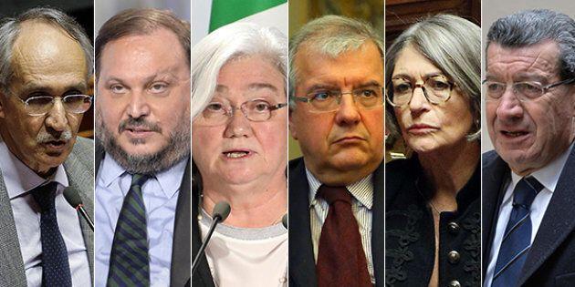 Diaspora silenziosa dal Pd dei non renziani che decidono di non ricandidarsi: da Ichino a Chiti, da Tonini...