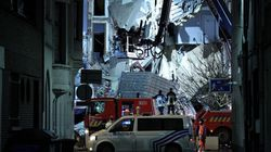 Esplosione ad Anversa, crolla un