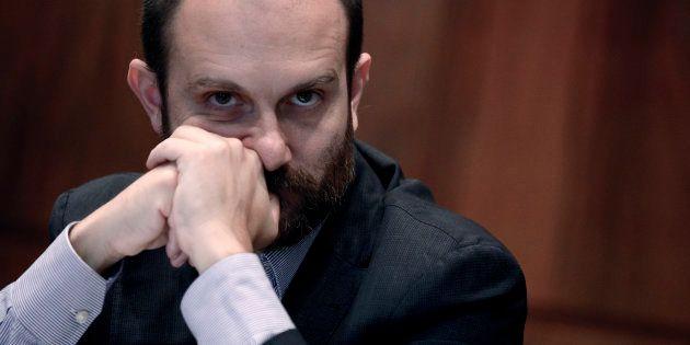 Matteo Orfini, componente Pd in commissione Banche: