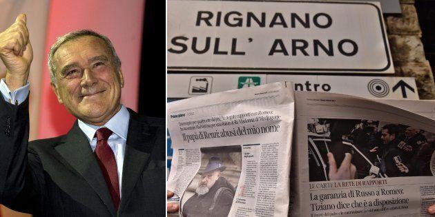 Nella culla del renzismo nasce il comitato per Piero Grasso: sindaco e giunta di Rignano sull'Arno aderiscono...