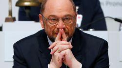 Le scuse di Schulz al Congresso Spd.