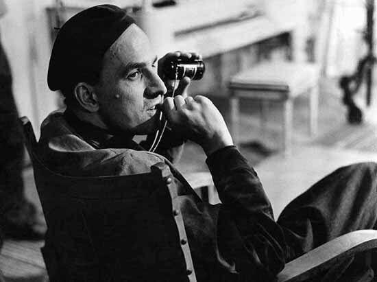 Bergman (100) che
