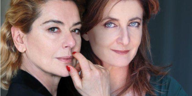 Monica Guerritore e Francesca Reggiani tra i Mariti e Mogli di Woody