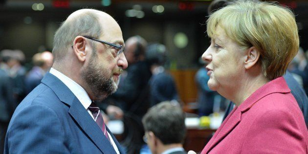 L'Spd apre ai colloqui con la Merkel e non esclude la riedizione di una Grosse