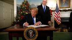 Trump sposta l'ambasciata a Gerusalemme, l'annuncio e i