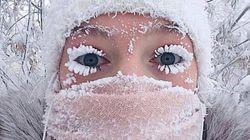 È il villaggio siberiano di Oymyakon il più freddo del mondo. Il termometro ha registrato temperature fino a