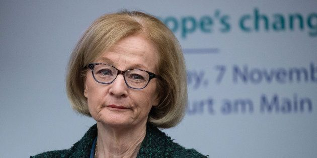 Il capo della Vigilanza Danièle Nouy tiene il punto sulle banche italiane: nessuna apertura sugli