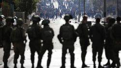 Un palestinese ucciso dai soldati israeliani a