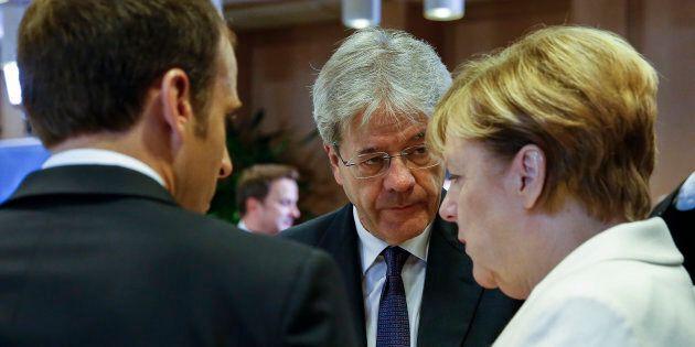 Doppio pressing, interno ed europeo, per la continuità di governo. Gentiloni: