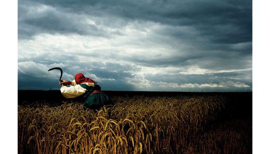 Brian Griffin è diventato famoso per questa copertina dei Depeche Mode. Le sue opere ora sono in mostra per la prima volta in