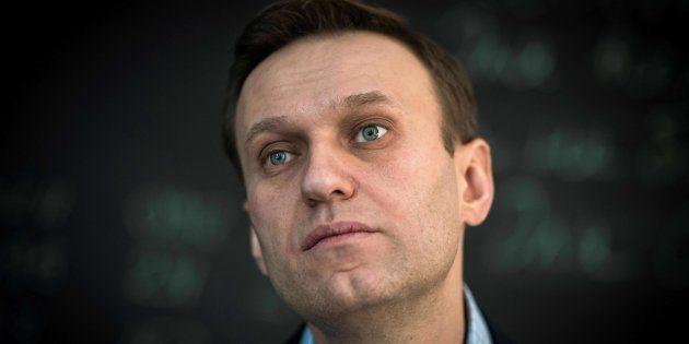 Alexei Navalni: