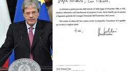 Gentiloni vuole nominare l'ex sottosegretario di Monti a Segretario generale del Cnel. La destra attacca: