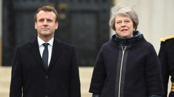 Patto di frontiera. Macron-May firmano il