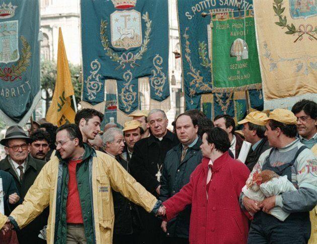 Antonio Riboldi, è morto il vescovo