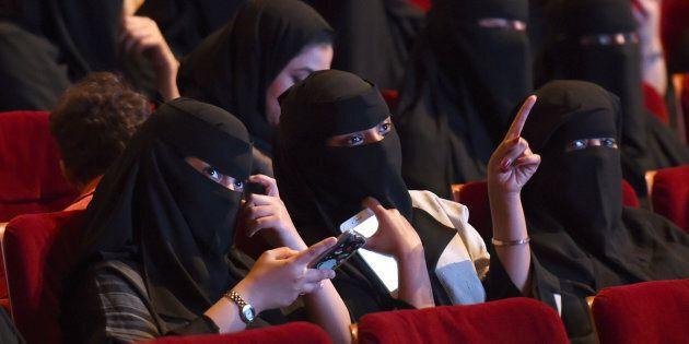 Due donne saudite