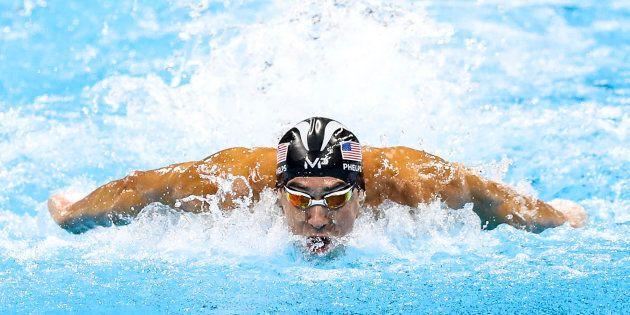 Michael Phelps: