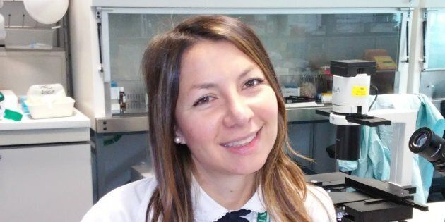 Maria Emilia Mazza, ricercatrice: