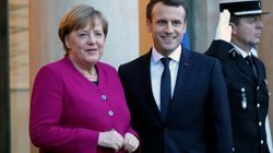Macron prova ad aiutare Merkel: