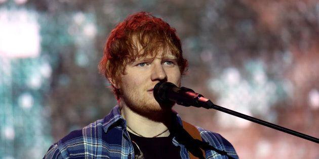 Ed Sheeran annuncia il suo fidanzamento ufficiale su Instagram: