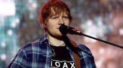 Ed Sheeran ha trovato il suo Perfect love. Il cantante annuncia il suo fidanzamento ufficiale con Cherry