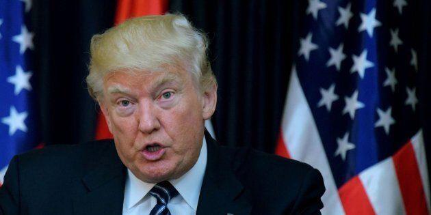Donald Trump sull'attentato di New York: