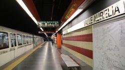 La metro di Roma va in tilt nel giorno del blocco del