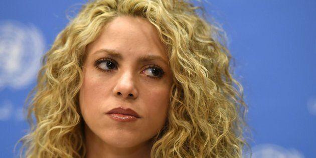 Fisco spagnolo contro Shakira: evasione per decine di milioni di