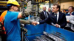 Macron lancia la