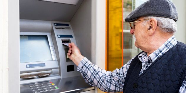 Il Bancomat (poco)