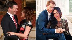 Le foto di fidanzamento di Meghan e Eugenia rivelano 6 differenze tra le due (secondo gli