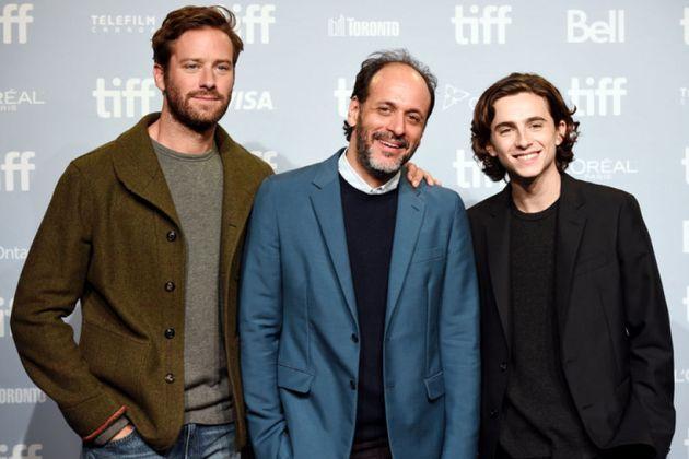 """""""Chiamami col tuo Nome"""", 4 nomination agli Oscar per il film di Guadagnino. Candidato anche come miglior"""