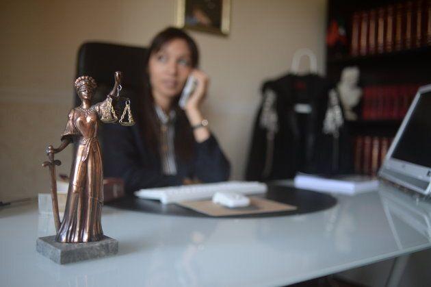 Kaoutar Badrane, primo avvocato marocchino in Italia: