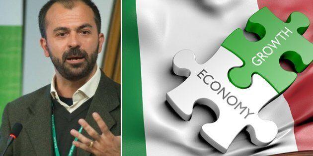 Chi è Lorenzo Fioramonti, l'economista nemico numero uno del Pil che si candida con M5s e sarà uno dei...