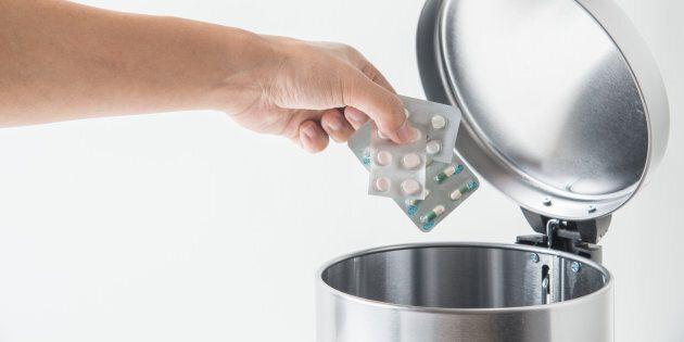Lo spreco di medicinali: una nuova ricetta per i