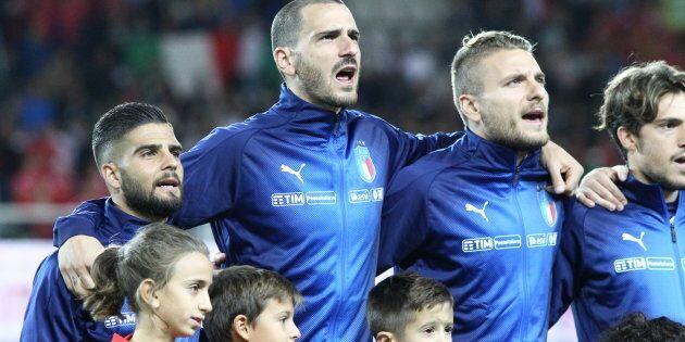 Uefa Nations League 2019, Italia nel girone con Portogallo e