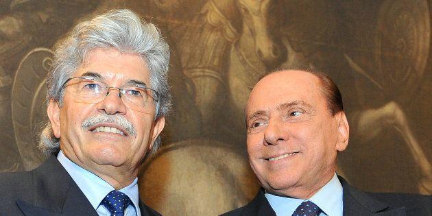 L'ira di Antonio Razzi contro Berlusconi: