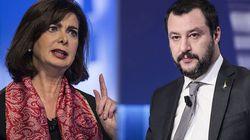 Boldrini vuole sfidare Salvini a casa sua. Lui risponde: