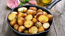 Alcuni studenti dell'alberghiera trovano la formula matematica della patata al forno perfetta. E
