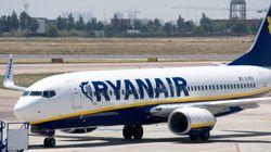 Ryanair lancia il