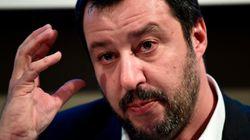 Salvini dissente da Mattarella: