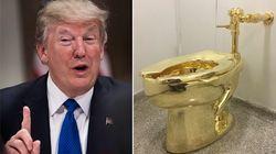 Trump chiede in prestito un dipinto di Van Gogh. Il Guggenheim gli offre il water d'oro di