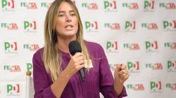 Tensione nel Pd, salta la presentazione di Maria Elena Boschi a