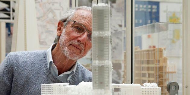 Renzo Piano regala una